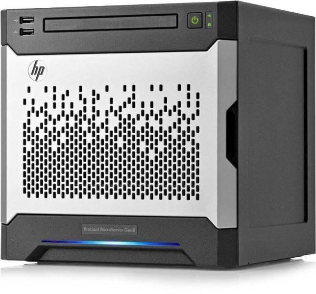 HP ProLiant Microserver, 8th Gen