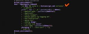 Let's Encrypt on Ubuntu 20.04 LTS certbot-only fix